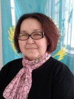 Искакова Асия Ахатовна