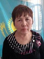 Омарова Кульгади Заркешовна