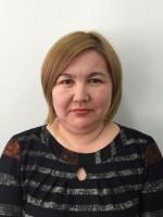 Тунгатбаева Асель Секеновна - математика мұғалімі