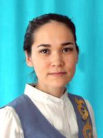 Толеуова Камила Талгатовна