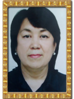 Айжан Қалижапарқызы Сазанбаева