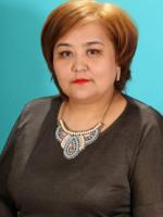 Абаханова Жанар Альмухамедовна