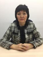 Алма Төлеубайқызы Қазыбаева
