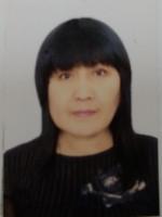 Хамитова Анар Уайхановна