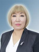 Таджикова Жанар Әнуарбекқызы