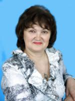 Фания Чулпановна Меньщикова