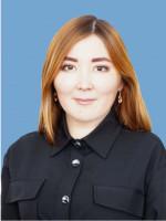 Кабышева Мейрамгүл Кудайбергенқызы - информатика мұғалімі