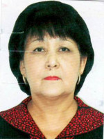 Макажанова Сауле - кітапхана меңгерушісі
