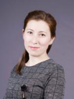 Жакиенова Жанна Оразбаевна