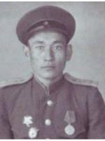 Ахметов Кенжетай