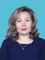 Мадилова Еркеш Амангельдиновна - қазақ тілі мен әдебиеті мұғалімі
