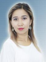 Сабина Маратқызы Дөненбаева - «Сандық Қазақстан» бағдарламасын әдістемелік сүйемелдеу, «Күнделік», «Bilimland» жүйелерінің жұмыс істеуі, ҰБД, информатика, робототехника оқу пәндері бойынша әдіскер