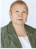 Манабаева Гульбайрам Рахимовна