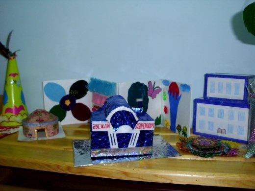 Поделки своими руками для выставки в школе
